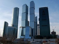 Moscow-City 28-03-2010 3
